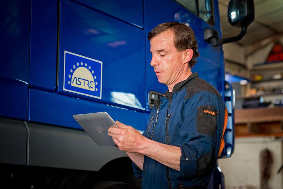 Sécurité du transport et des entrepôts. Entreprise membre du réseau ASTRE
